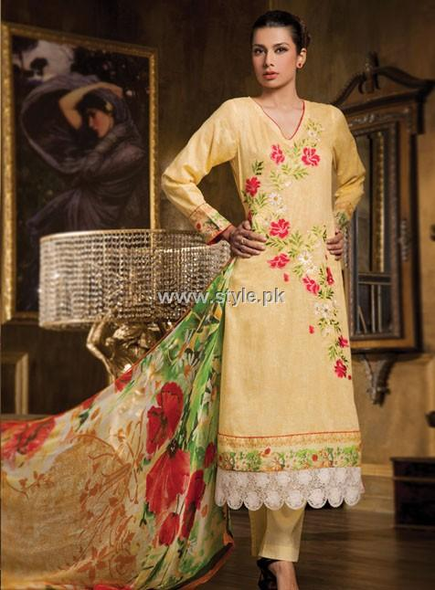 Al Karam Lawn Collection 2013 for Ladies 001 for women local brands