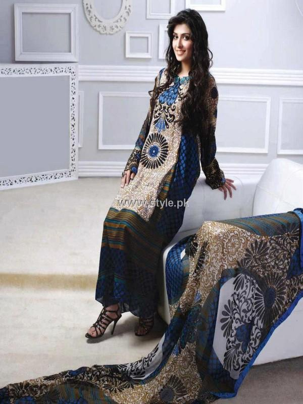 Al-Zohaib Mahnoor Lawn 2013 for Ladies
