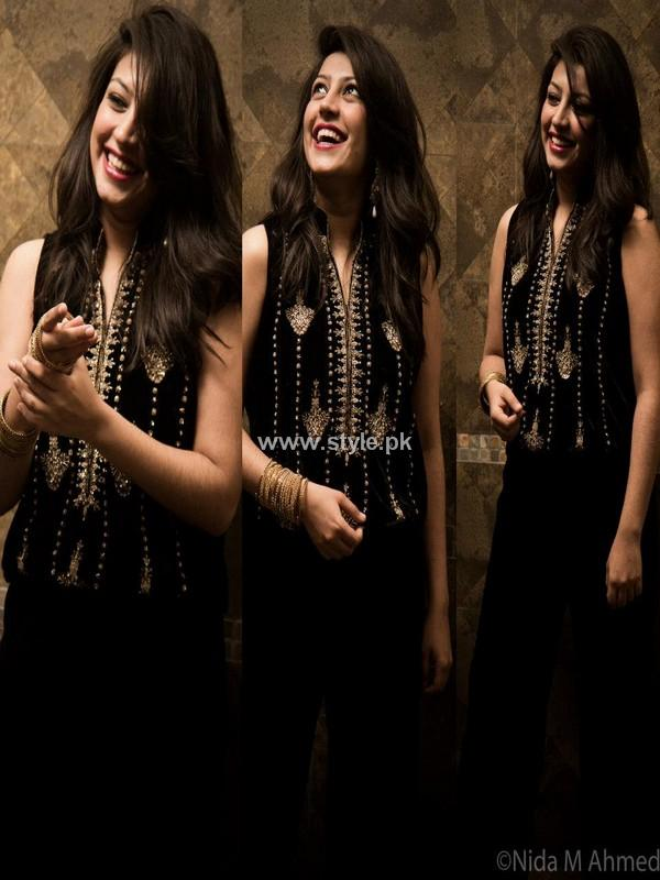 Anisa Ahmed Formal Wear Collection 2013 for Women