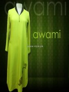 Awami Casual Wear Collection 2013 for Women by Amir Adnan 002