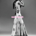 Erum Khan Lehanga Designs 2013 For Brides