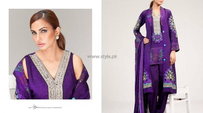 Feminine Lawn Collection 2013 by Shariq Textiles