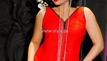 Ferozeh Red Dresses Collection 2013 for Valentine's Day