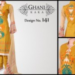 Ghani Textiles Party Wear Collection 2013 For Women 001