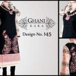 Ghani Textiles Party Wear Collection 2013 For Women 002