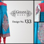 Ghani Textiles Party Wear Collection 2013 For Women 003
