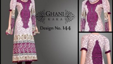 Ghani Textiles Party Wear Collection 2013 For Women 004
