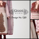 Ghani Textiles Party Wear Collection 2013 For Women 005