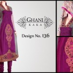 Ghani Textiles Party Wear Collection 2013 For Women 006
