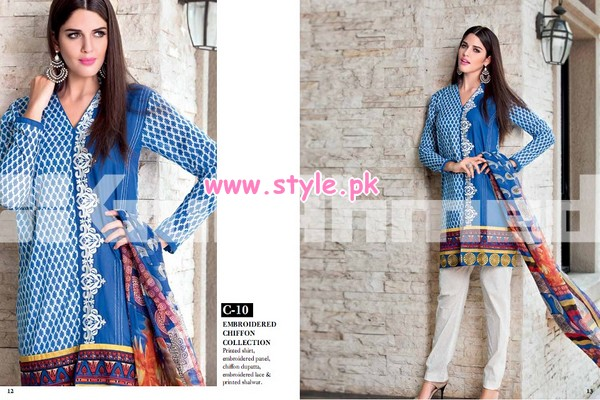 Gul Ahmed Original Lawn For Summer 2013 009 for women local brands gul ahmed designer