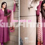 Gul Ahmed Original Lawn For Summer 2013 011