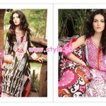 House Of Zunn Latest Lawn Collection For Women 2013 005