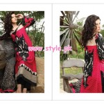 House Of Zunn Latest Lawn Collection For Women 2013 011