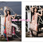 House Of Zunn Lawn Collection 2013 For Summer 012
