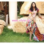 House Of Zunn Lawn Collection 2013 For Summer 014