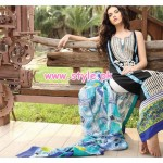 House Of Zunn Lawn Collection 2013 For Summer 015 150x150 pakistani dresses fashion brands