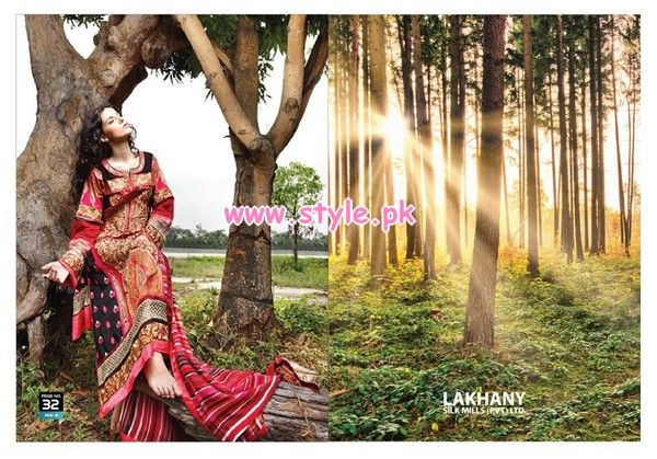 House Of Zunn Lawn Collection 2013 For Summer 016 pakistani dresses fashion brands
