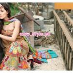 House Of Zunn Lawn Collection 2013 For Summer 020