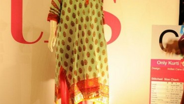 Junaid Jamshed Spring Kurtis Collection 2013 For Women 001