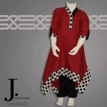 Junaid Jamshed Spring Summer Collection 2013 For Women 001