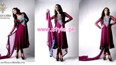 Khadija Karim Party Wear Collection 2013 For Women 007