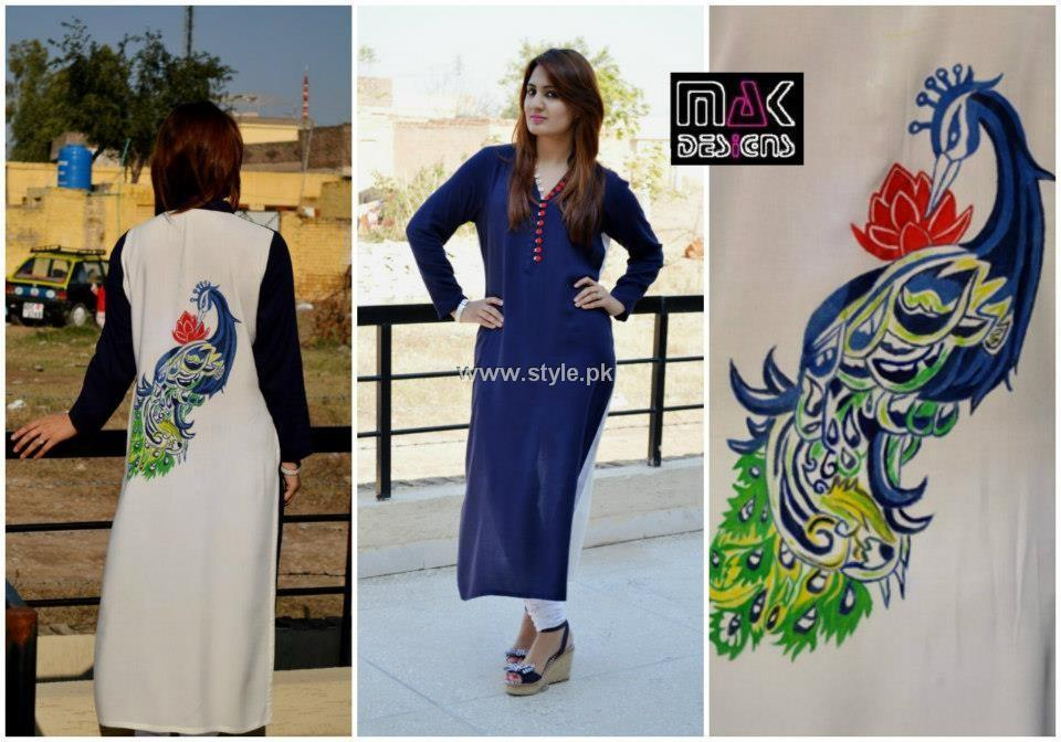 MAK Casual Wear Collection 2013 for Women