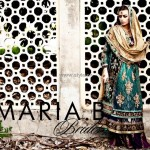 Maria B. Bridal Wear Dresses 2013 for Women