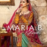 Maria B. Bridal Wear Dresses 2013 for Women 002