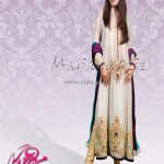 Mariam Aziz Party Wear Dresses 2013 for Women 002