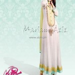 Mariam Aziz Party Wear Dresses 2013 for Women 004