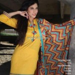 Mausummery Lawn Collection 2013 for Women 006