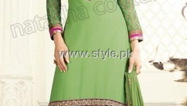 Natasha Couture New Shalwar Kameez Collection 2013