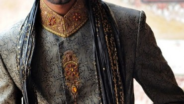 Naushemian Groom Wear Winter Collection 2013 For Men 002