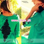 Nazli Couture Summer Tunic Collection 2013 008
