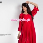 Pinkstich Latest Party Wear Collection 2013 002