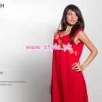 Pinkstich Red Dresses 2013 For Valentine's Day 004