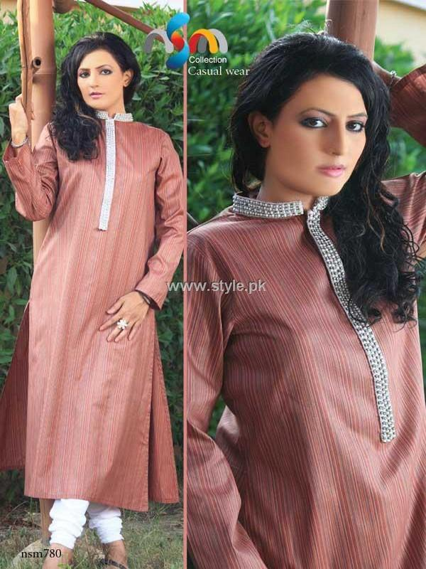 Popular Style Casual Wear Collection 2013 for Girls 001 pakistani dresses