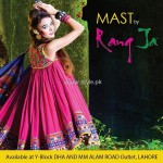 Rang Ja Casual Wear Dresses 2013 for Girls