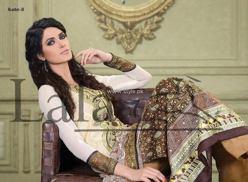 Sana Samia Celebre Lawn Collection 2013 by Lala 013 pakistani dresses