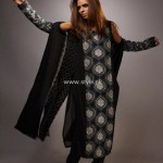 Shamaeel Ansari Latest Casual Dresses 2013 for Women 001