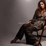 Shamaeel Ansari Latest Casual Dresses 2013 for Women 004