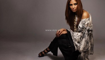 Shamaeel Ansari Latest Casual Dresses 2013 for Women 013