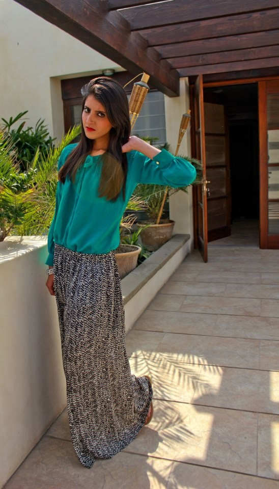 Tassy Zarar's Casual Wear Collection 2013 for Girls