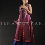Tena Durrani Party Wear Dresses 2013 for Women 004