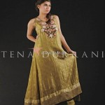 Tena Durrani Party Wear Dresses 2013 for Women 007