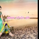 Uzma Creation Latest Taj Mahal Collection 2013 For Women 001