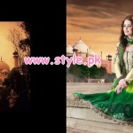 Uzma Creation Latest Taj Mahal Collection 2013 For Women 004