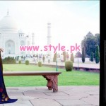 Uzma Creation Latest Taj Mahal Collection 2013 For Women 005