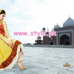 Uzma Creation Party Wear Collection 2013 For Summer 006