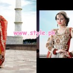 Uzma Creation Party Wear Collection 2013 For Summer 008